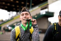 How Nike Hooked Up The World's First Marathoner With Cerebral Palsy