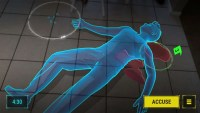 Oxygen is using Apple's ARKit to turn you into a crime-solving CSI