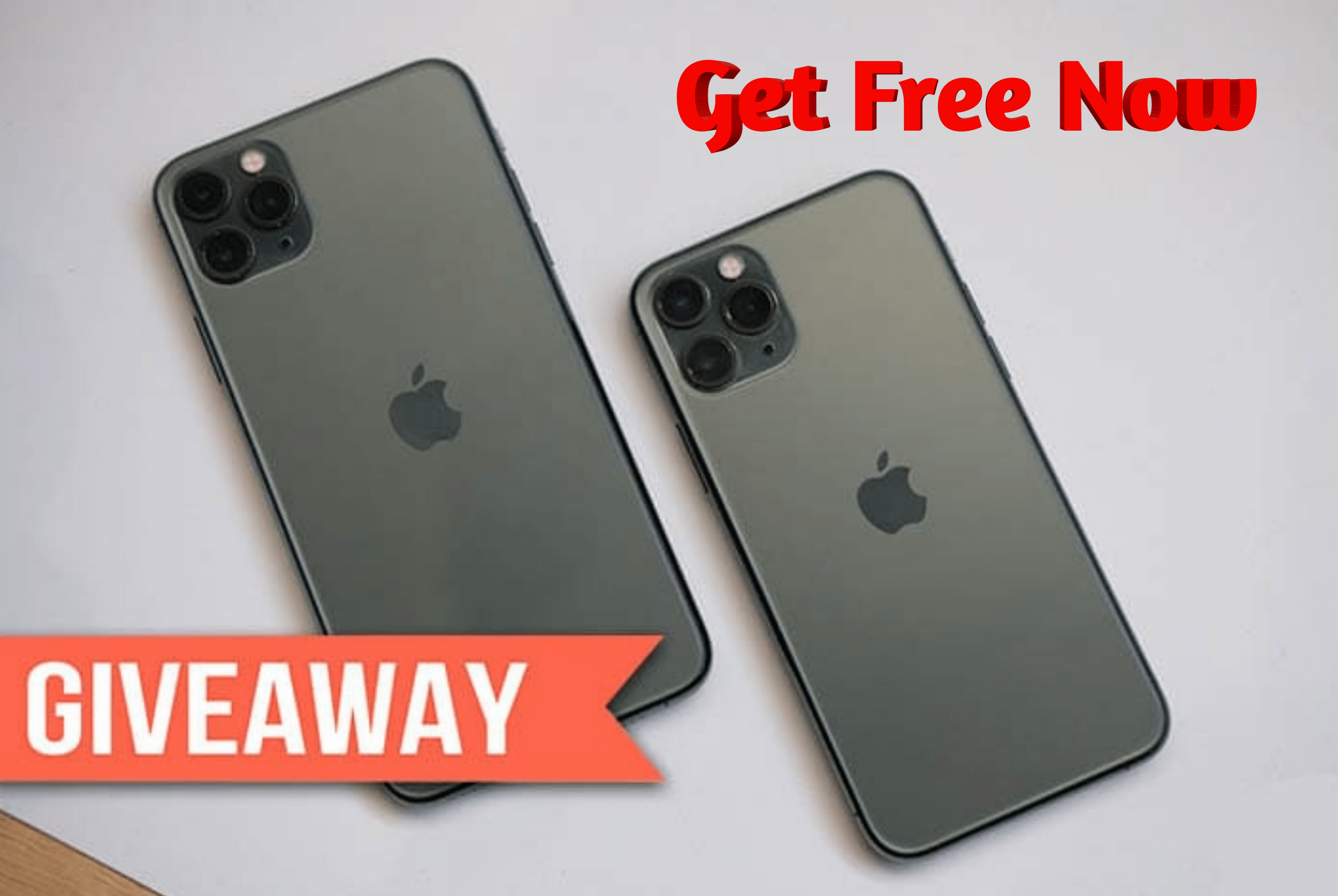 Get Free iPhone 11 And iPhone 11 Pro. Check Out Now