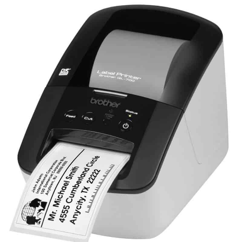 Brother QL-700 High-Speed Label Printer