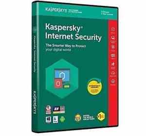 Kaspersky Internet Security 3 Users + 1 Year License
