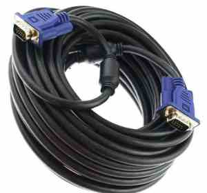 VGA to VGA Cable 10Mtrs (M-M)