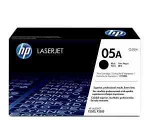 HP 05A (CE505A) Black Toner Cartridge for HP LaserJet