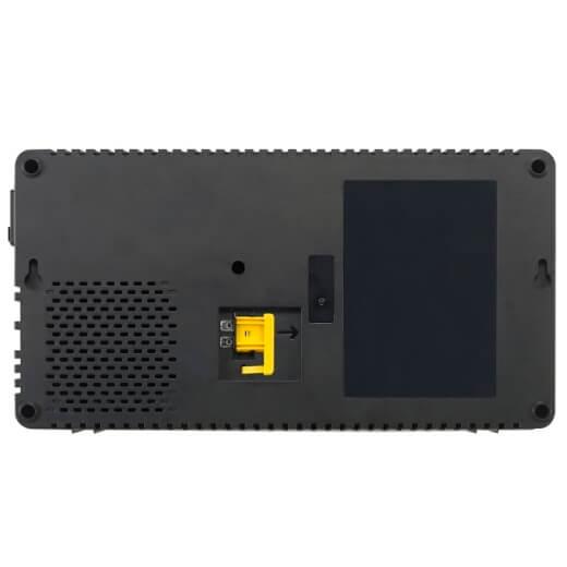 APC EASY UPS BV 1000VA, AVR, Universal Outlet, 230V_Back