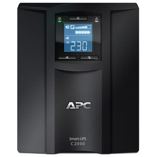APC Smart-UPS C 2000VA LCD 230V_Front