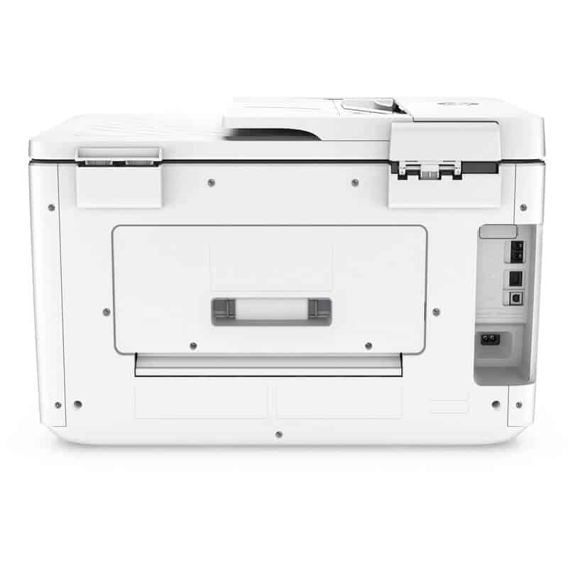 HP OfficeJet Pro 7740 Wide Format All-In-One Inkjet Printer_Back