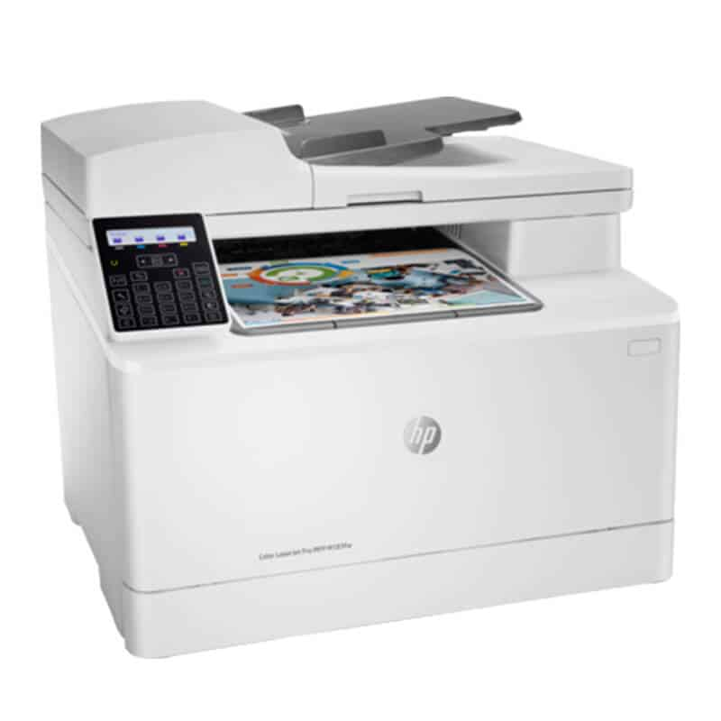HP M183fw Color LaserJet Pro printer_1