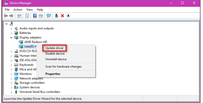 How to fix DXGI_ERROR_DEVICE_HUNG on computer easily