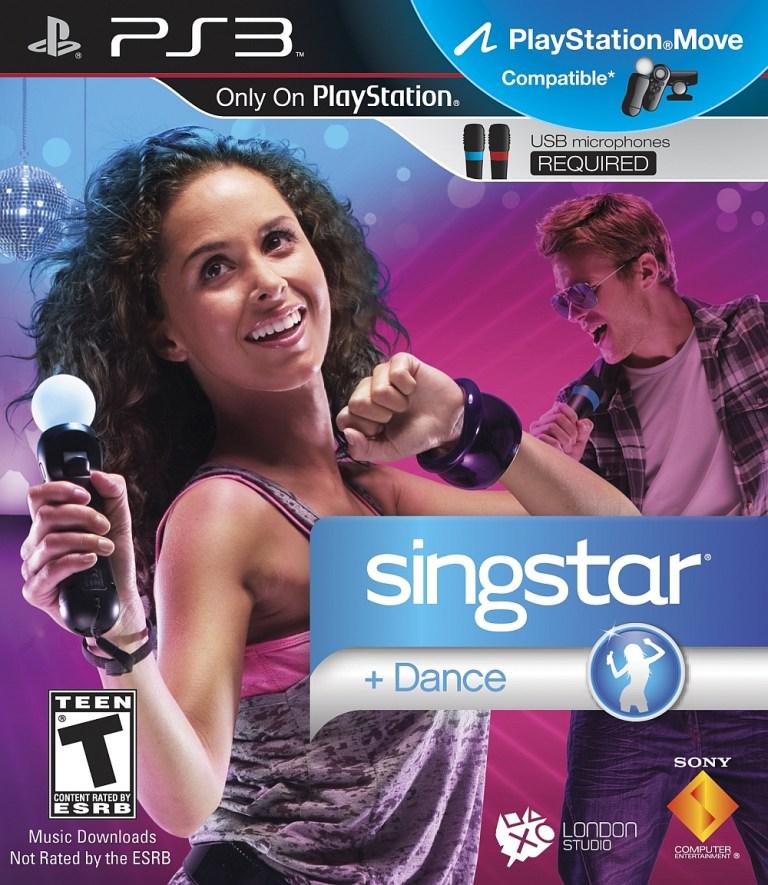 Move Singstar+ Dance, ¡moverás el cuerpo!