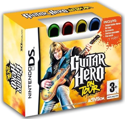Guitar Hero: Guía de canciones de los juegos (Parte 1)