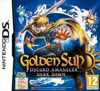 Lanzamiento 10/12 – Golden Sun: Oscuro Amanecer para DS