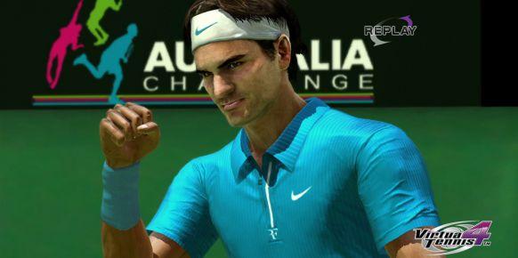 Virtual Tennis 4 será también para Wii
