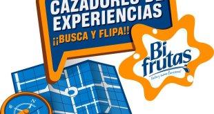 BIFRUTAS esconde por las ciudades de España regalos para los 'Cazadores de Experiencias'