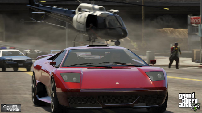 GTA 5 1
