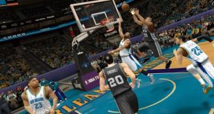 La realidad del baloncesto con NBA 2K13