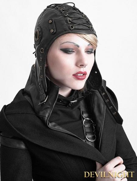 Steampunk Pilot Hat