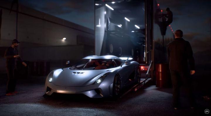 Auto da sogno per Need for Speed Payback
