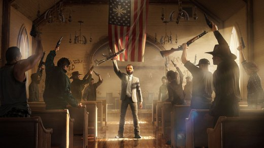 Far Cry 5: raduno tra credenti