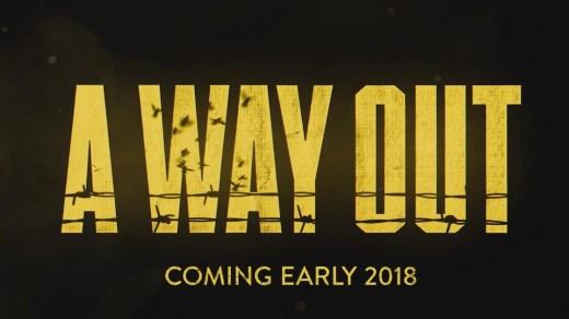 A Way Out screen - hazelight studios
