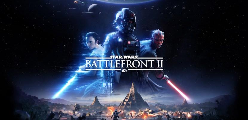 Copertina Star wars Battlefront 2