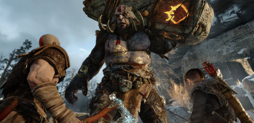 Nuovo capitolo, nuovo gameplay per God of War