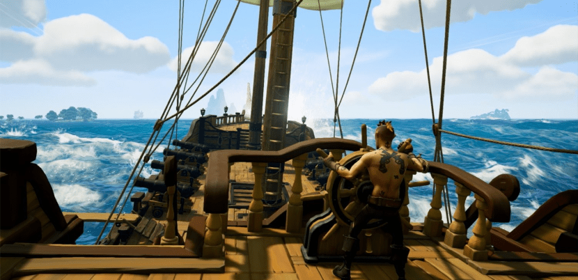 Sea of Thieves si mostra nuovamente all'E3 2017