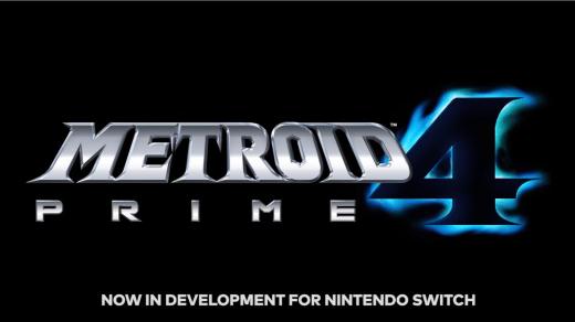 Logo Metroid Prime 4 E3 2017