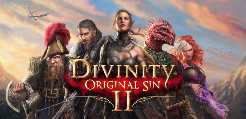 wallpaper copertina divinity: original sin 2