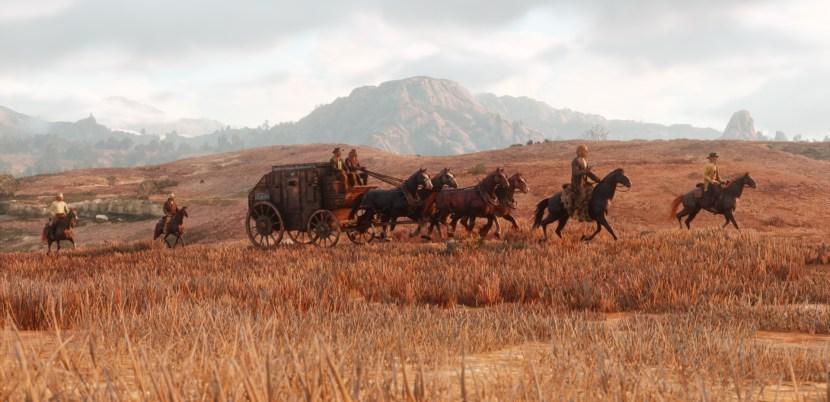 Aggiornamenti su Red Dead Redemption 2!