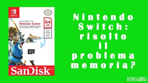 Collaborazione tra Nintendo e Western Digital