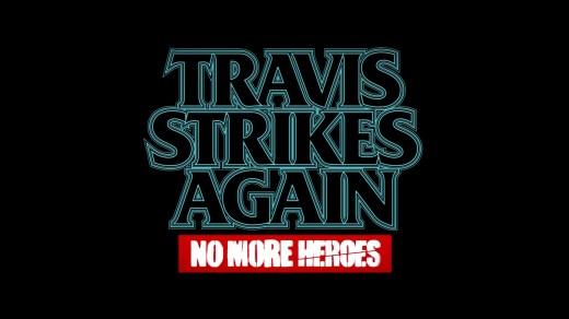 Logo Travis Strikes Again: No More Heroes