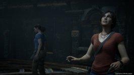 Antiche rovine in Uncharted: L'eredità Perduta
