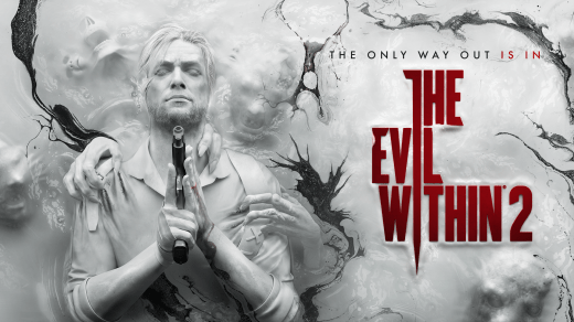 Cover Art di The Evil Within 2