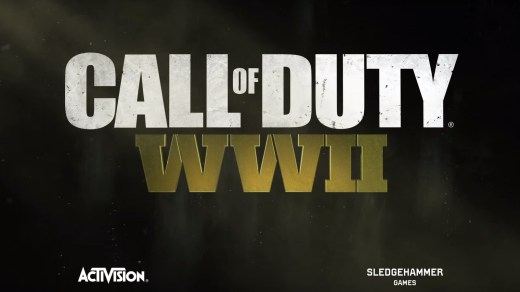 Logo di Call of Duty: WW2