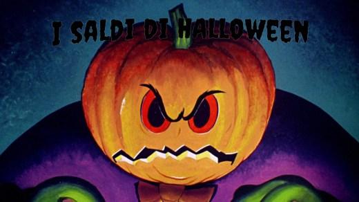 saldi di halloween steam - zucca minacciosa