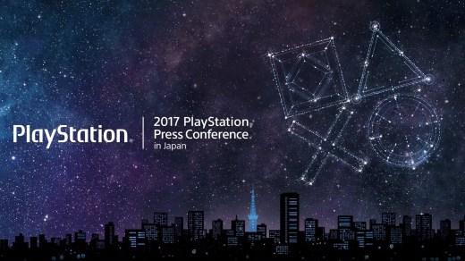 Conferenza Sony: giochi giapponesi al Tokyo Game Show 2017