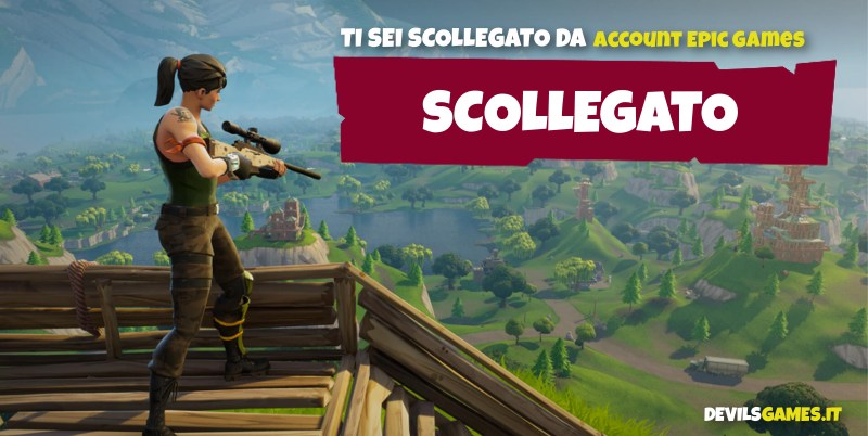 Come scollegare ID PSN e gamertag Xbox dall'account Epic Games