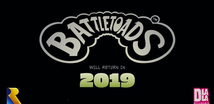 Battletoads: Dlala Studios e Rare al lavoro sul titolo