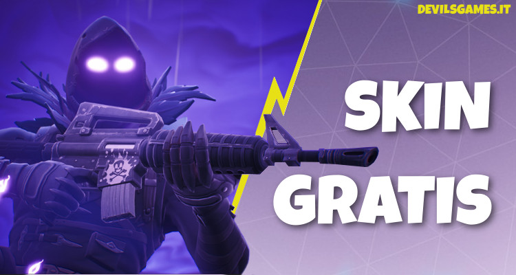 Fortnite: come avere skin gratis [Battle Royale]