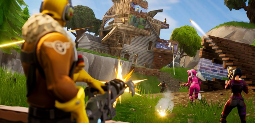 Requisiti minimi Fortnite PC, iOS e Android
