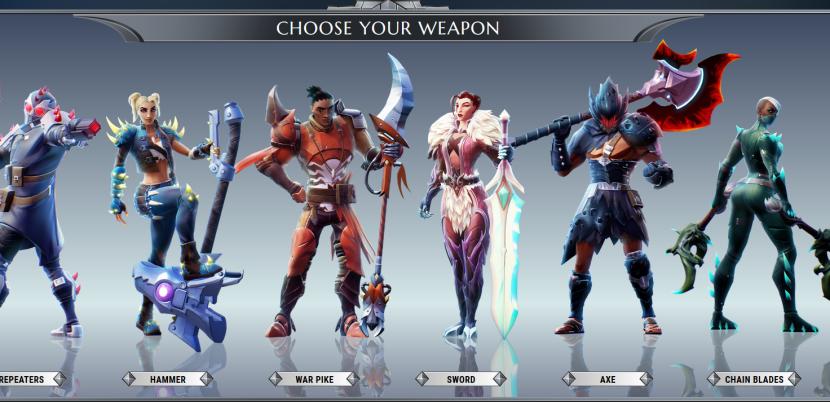 Quale arma scegliere in Dauntless: guida alle classi