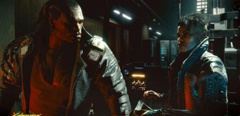 Le gang di Cyberpunk 2077: Voodoo Boys