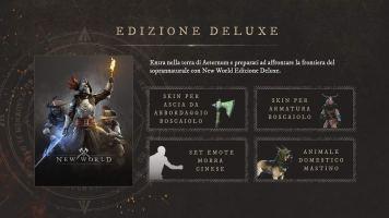 New World: Aeternum edizione Deluxe