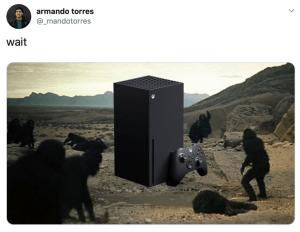 xbox series x meme