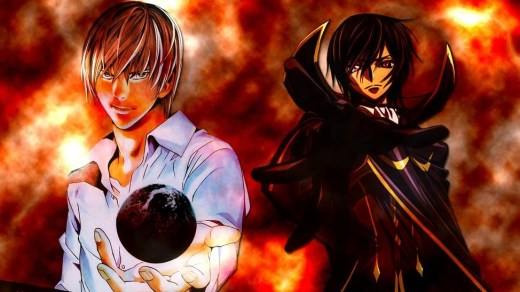 5 Anime come Death Note
