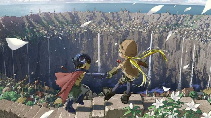 Made in Abyss Netflix