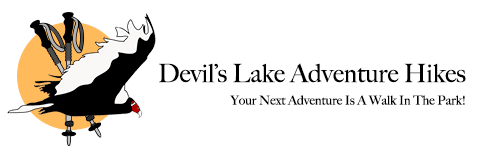 Devil's Lake Adventure Hikes in Baraboo, Wisconsin