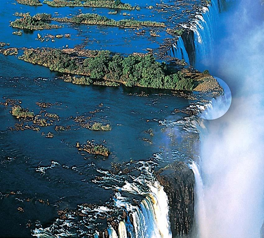 Devils Pool Victoria Falls   Adventure in Africa