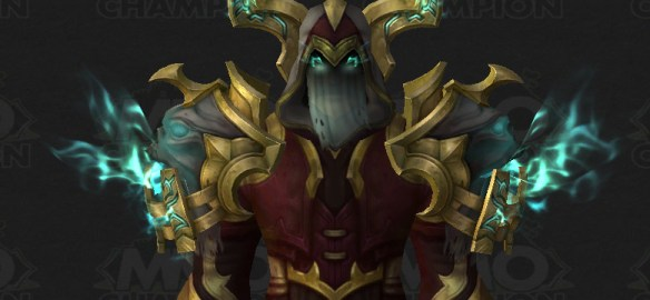 WoD Alpha - Priest Tier 17