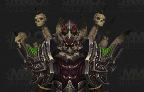 Warlords of Draenor Alpha - Warlock Mythic
